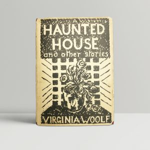 virginia woolf a haunted house first edition1