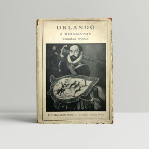 virginia woolf orlando first edition1