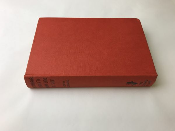 agatha christie the mirror crackd from side to side 1st ed3