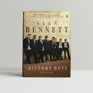 alan bennett the history boys double signed1