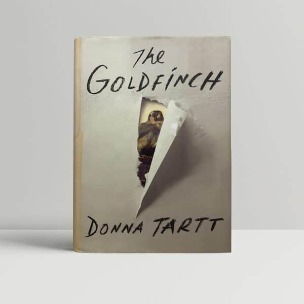 donna tartt the goldfinch first edition1