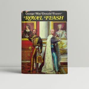 george macdonald fraser royal flash first ed1