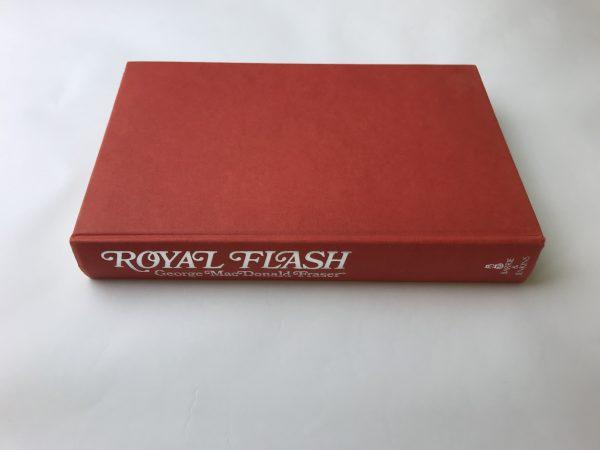 george macdonald fraser royal flash first ed3