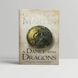 george rr martin a dance with dragons first edition1