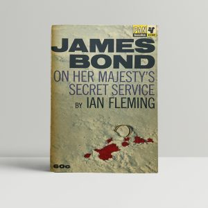 ian fleming ohmss first edition paperback1