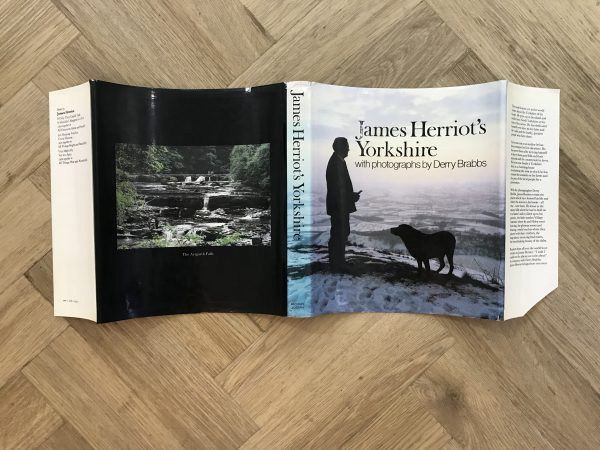 james herriots yorkshire signed first ed5
