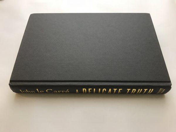 john le carre a delicate truth signed 1st ed4