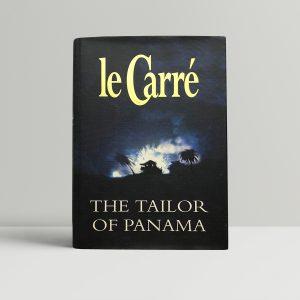 john le carre the taylor of panama 1st ed1