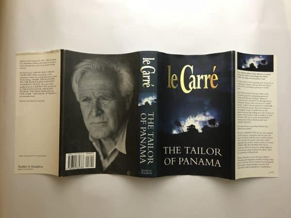 john le carre the taylor of panama 1st ed4