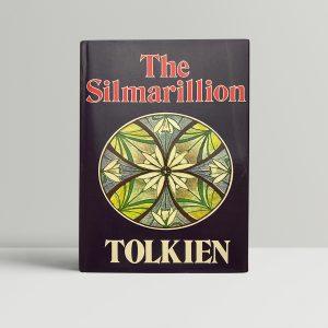 jrr tolkien the silmarillion first ed 95 1