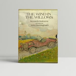 kenneth grahame the wind in the willows signed editon1