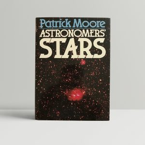 patrick moore stars signed first edition1