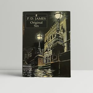 pd james original sin signed first edition1