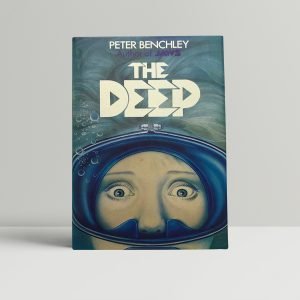 pete benchley the deep first edition1