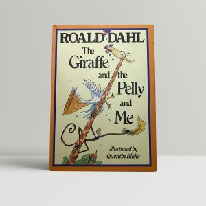roald dahl the giraffe the pelly and me first ed 2501 1