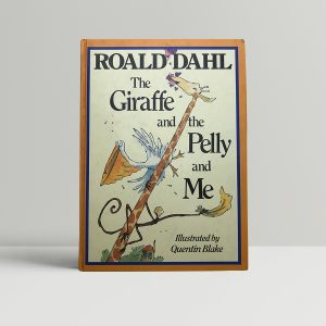 roald dahl the giraffe the pelly and me first ed 2751