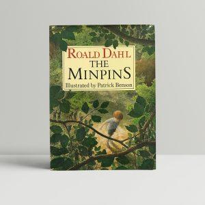 roald dahl the minpins first edition1
