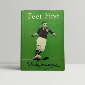 stanley matthews feet first first edition1