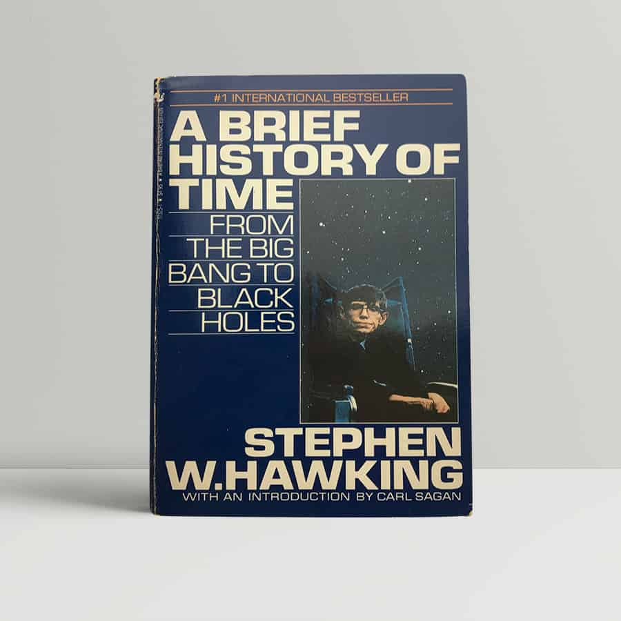 stephen hawking a brief history of time from his collection1 1
