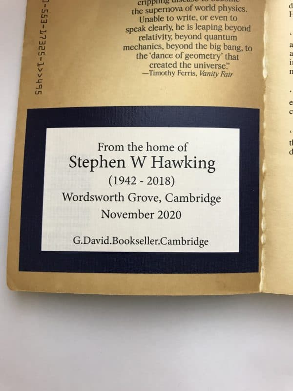 stephen hawking a brief history of time from his collection3