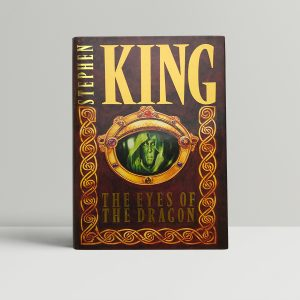 stephen king the eyes of the dragon first edition1