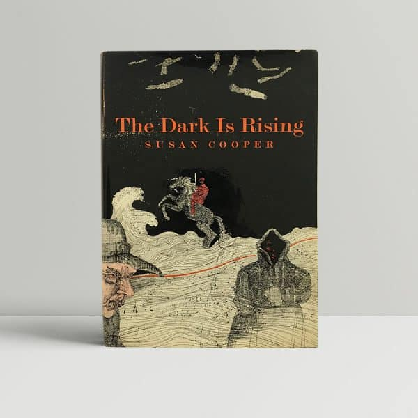 susan cooper the dark is rising first edition1