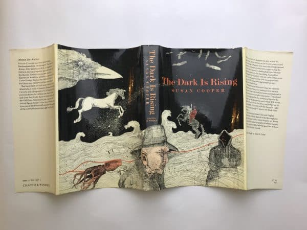 susan cooper the dark is rising first edition4