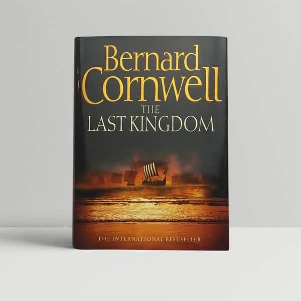bernard cornwell the last kingdom first ed1