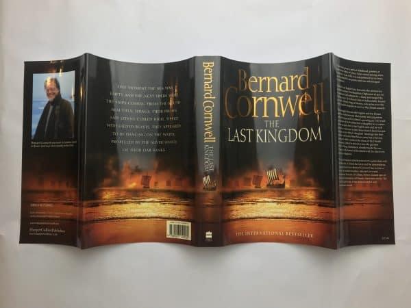 bernard cornwell the last kingdom first ed4