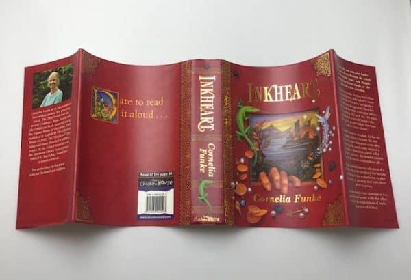 cornelia funke inkheart signed first edition5
