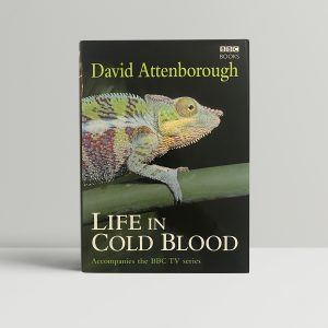 david attenborough life in cold blood signed first edition1