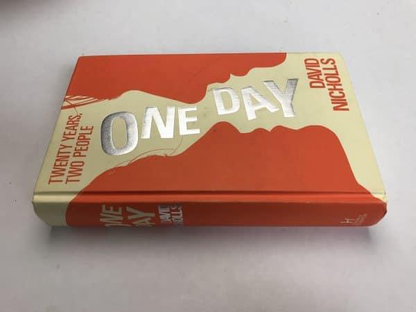 david nicholls one day first edition3