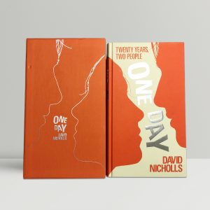 david nicholls one day signed first edition1