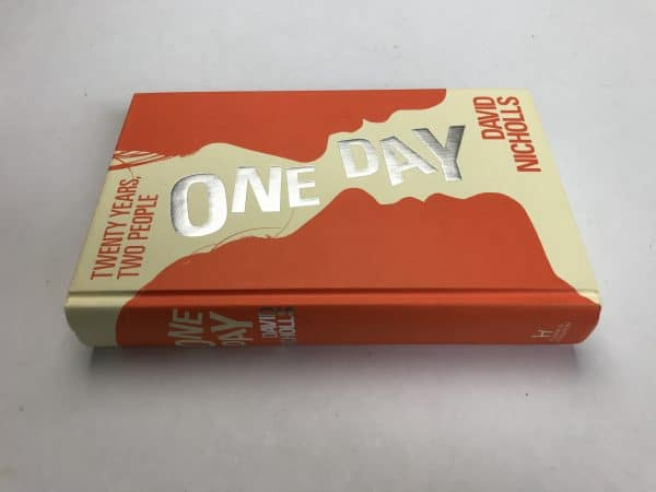 david nicholls one day signed first edition4