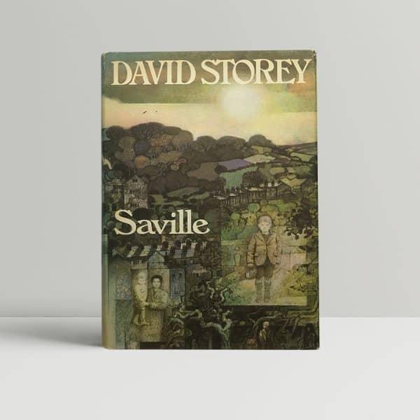 david storey saville first edition1