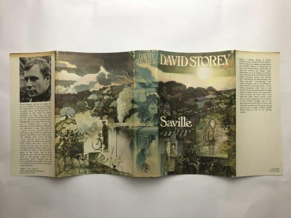 david storey saville first edition4