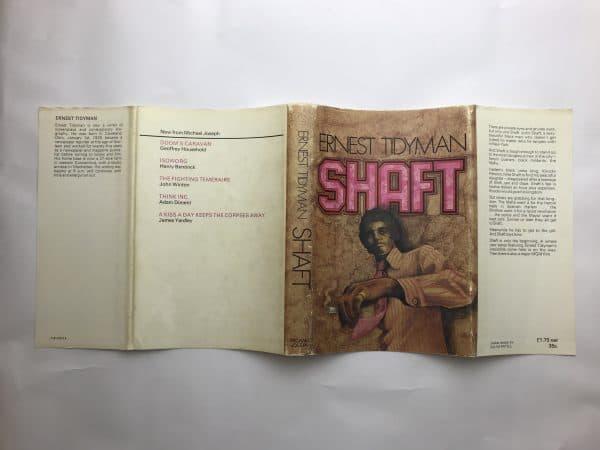 ernest tidyman shaft fisrt edition4