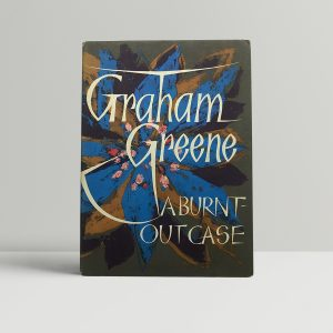 graham greene a burnt out case first edition1
