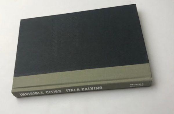italo calvino invisible cities first edition3