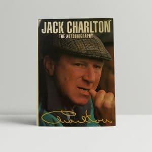 jack charlton charlton signed first edition1