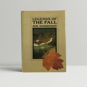 jim harrison legends of the fall first edition1