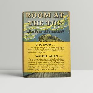john braine room at the top first edition1