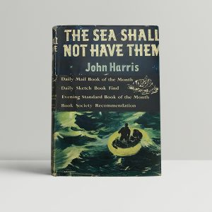 john harris the sea shall not have them first edition1