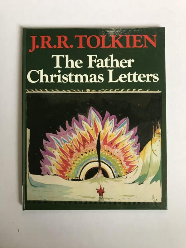 jrr tolkien the father christmas letters first edition signed letter2