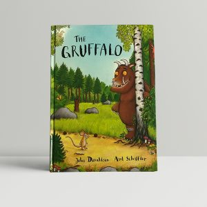 julia donaldson the gruffalo book1