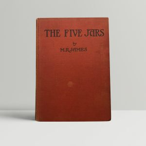 mr james the five jars first edition1