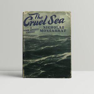 nicholas monsarrat the cruel sea first edition650 1