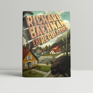 richard bachman the regulators first edition1