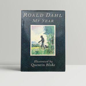 roald dahl my year 1st ed1 1