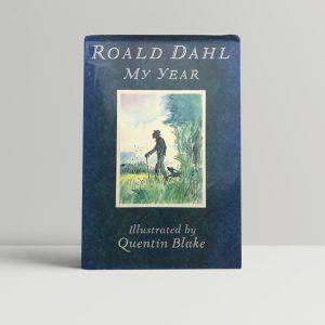 roald dahl my year 1st ed1